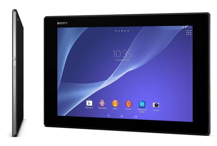 Sony Xperia Z2 Tablet - AndroidVenture.com