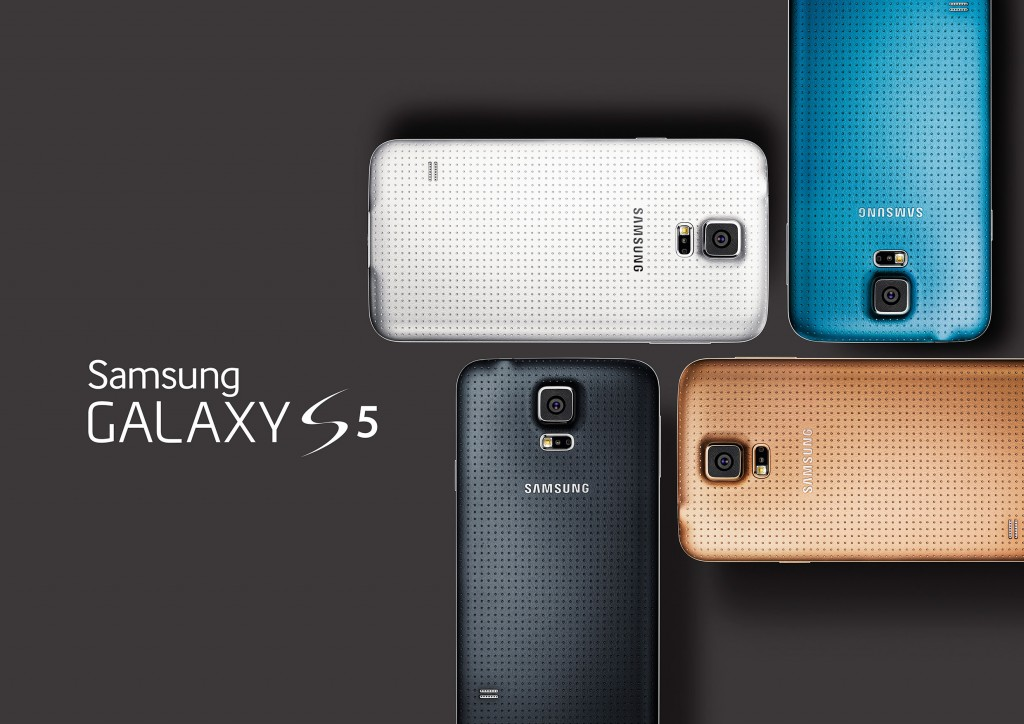 Samsung Galaxy S5 - AndroidVenture.com