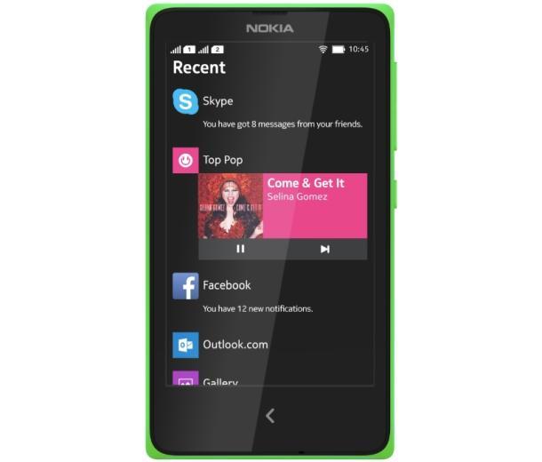 Nokia X - AndroidVenure.com