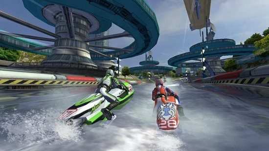 Water Racing - AndroidVenture.com