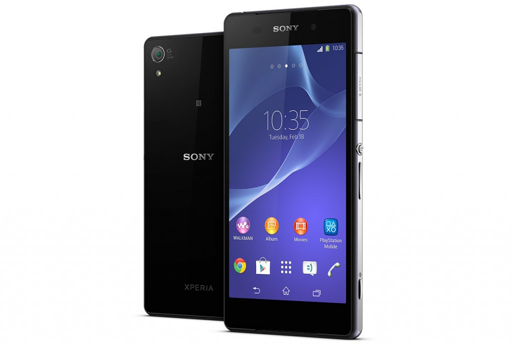 Sony Xperia Z2 - AndroidVenture.com