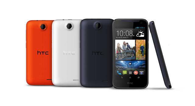 HTC Desire 310 - AndroidVenture.com