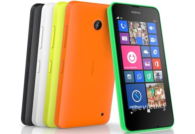 Nokia Lumia 630 - AndroidVenture.com